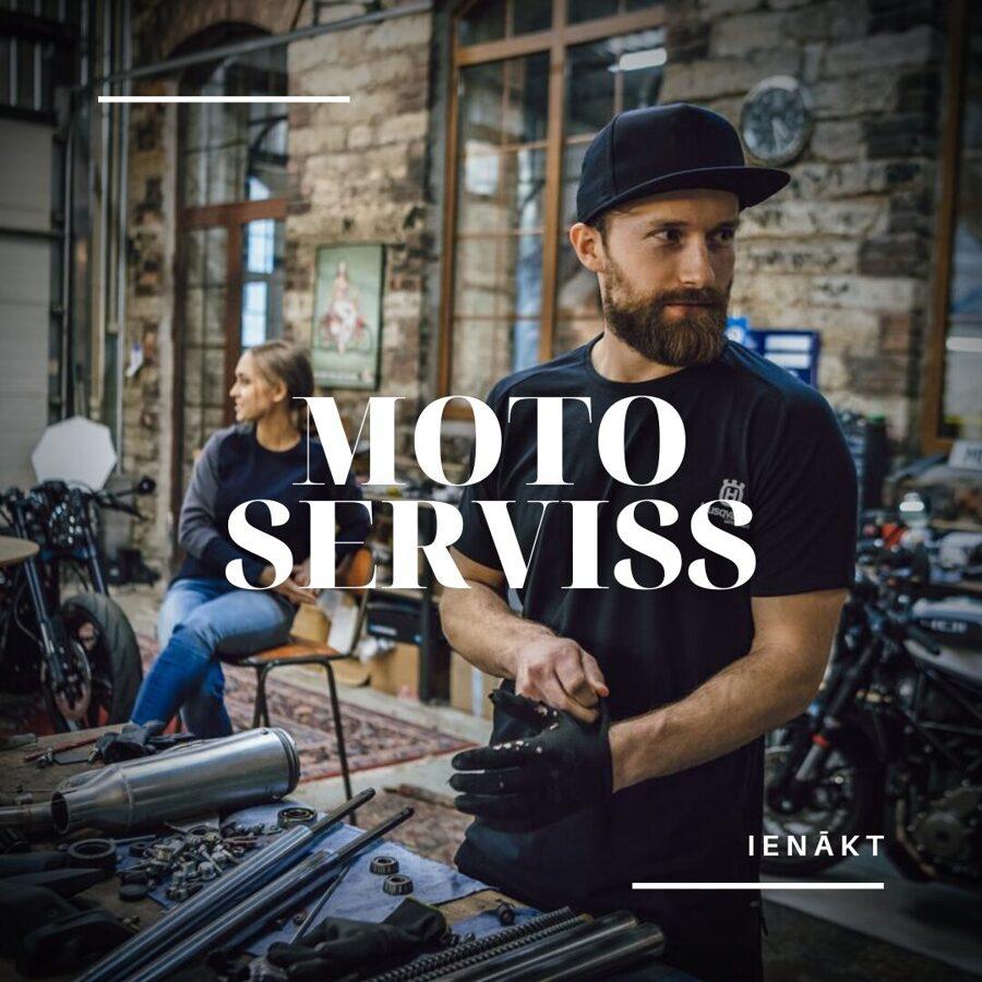 Motociklu serviss